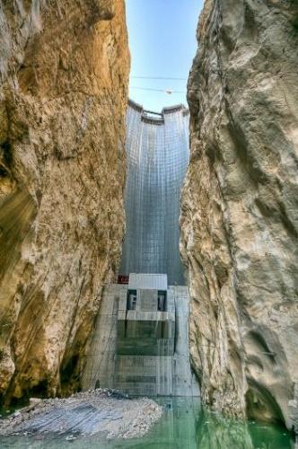 Dünyanın en uzun barajları 15