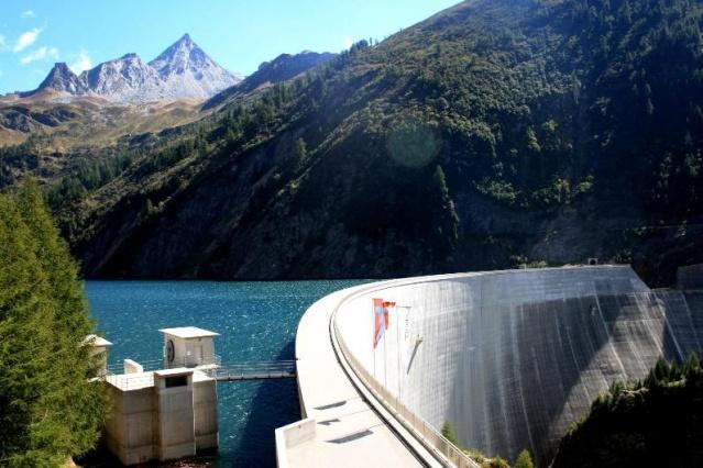 Dünyanın en uzun barajları 26