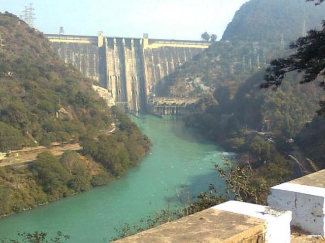 Dünyanın en uzun barajları 27