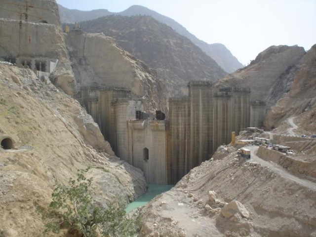 Dünyanın en uzun barajları 28