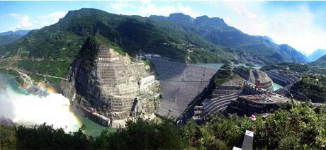 Dünyanın en uzun barajları 29