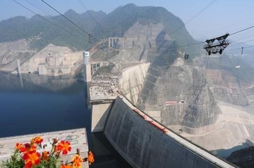 Dünyanın en uzun barajları 30
