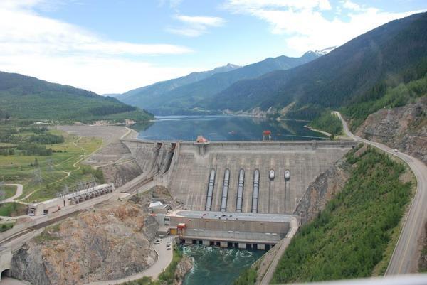 Dünyanın en uzun barajları 37