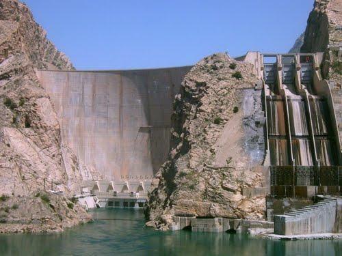 Dünyanın en uzun barajları 4