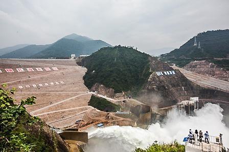 Dünyanın en uzun barajları 43