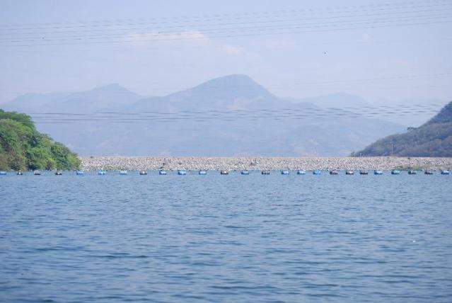 Dünyanın en uzun barajları 44