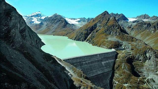 Dünyanın en uzun barajları 48