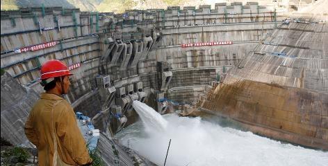Dünyanın en uzun barajları 49