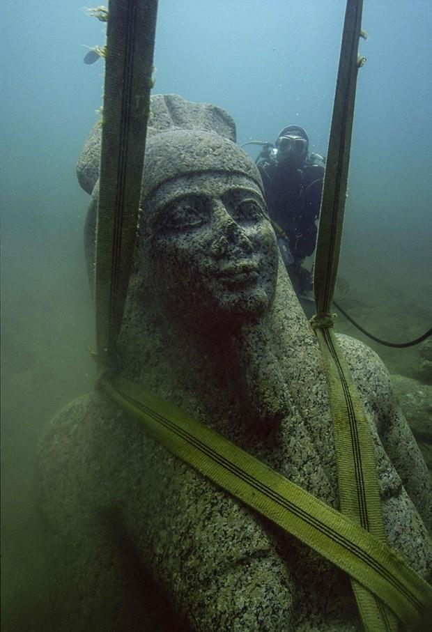 Nil'in Atlantis'i gün ışığına çıktı 1