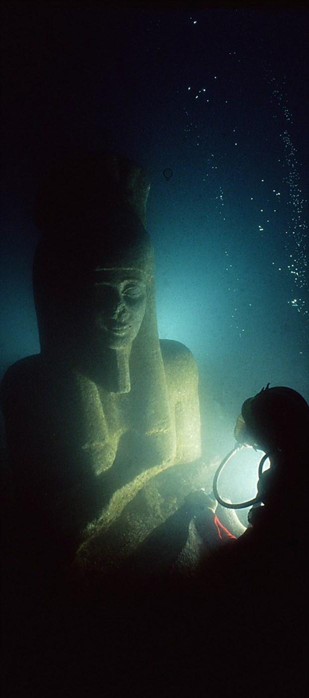 Nil'in Atlantis'i gün ışığına çıktı 7