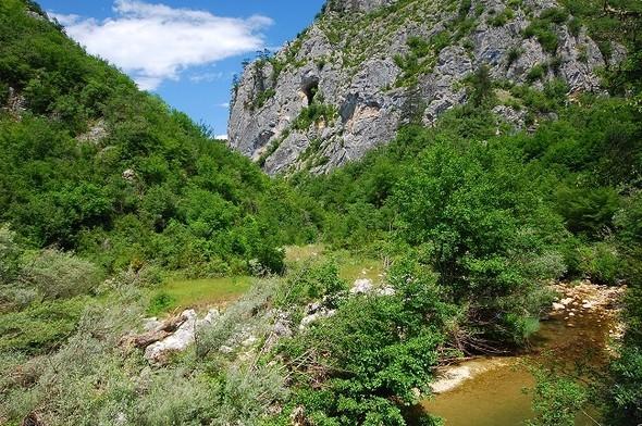 Türkiye'nin en güzel 10 kanyonu 1