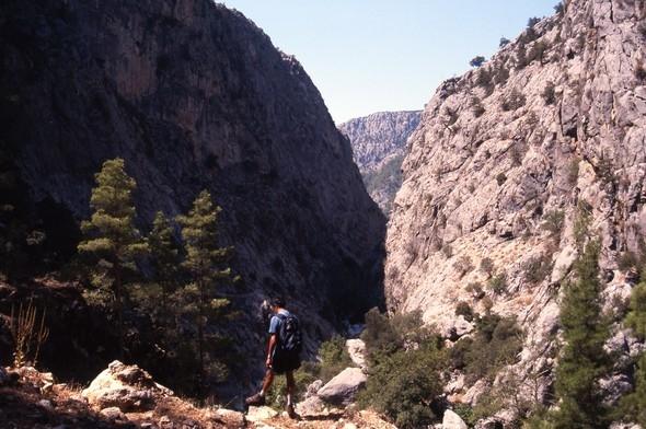 Türkiye'nin en güzel 10 kanyonu 10