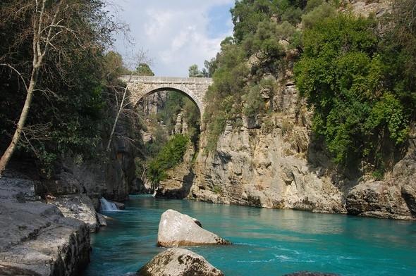 Türkiye'nin en güzel 10 kanyonu 4