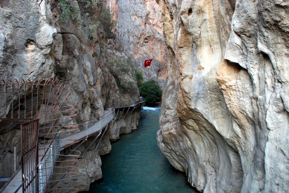 Türkiye'nin en güzel 10 kanyonu 5