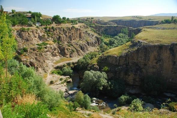 Türkiye'nin en güzel 10 kanyonu 8