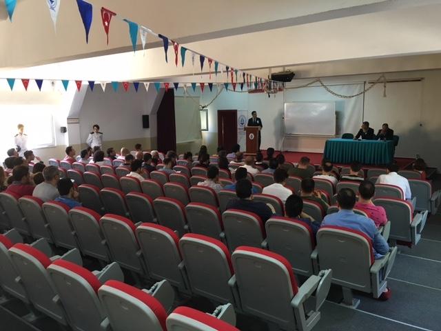 Ziya Kalkavan Denizcilik Lisesi mezunları buluştu 3