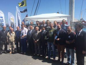 Ziya Kalkavan Denizcilik Lisesi mezunları buluştu