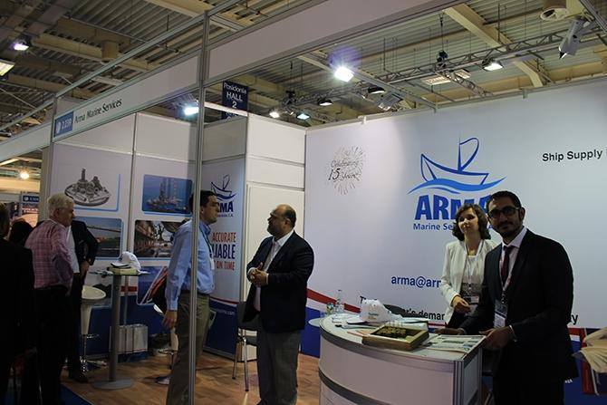 Posidonia 2016 Fuarı'na katılan Türk firmalar 14