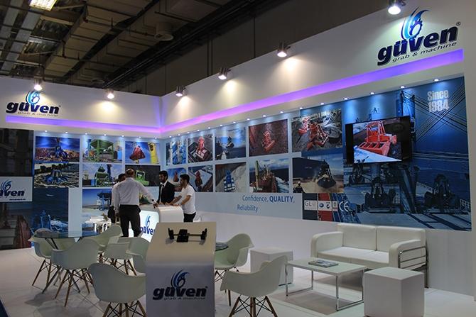 Posidonia 2016 Fuarı'na katılan Türk firmalar 16