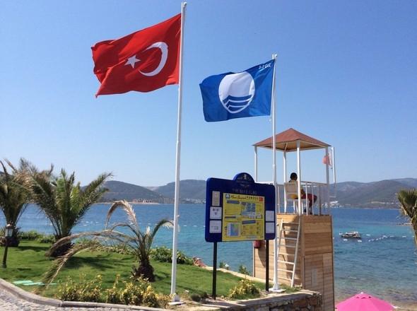 İstanbul'un mavi bayraklı plajları 1