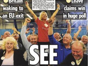 İngiltere'nin AB referandumu