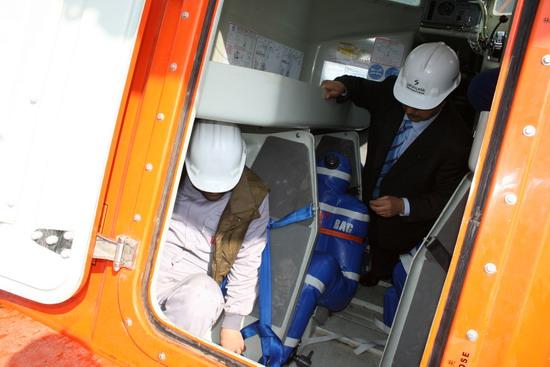 Free-fall Testlerinde Safetman İmzası 4
