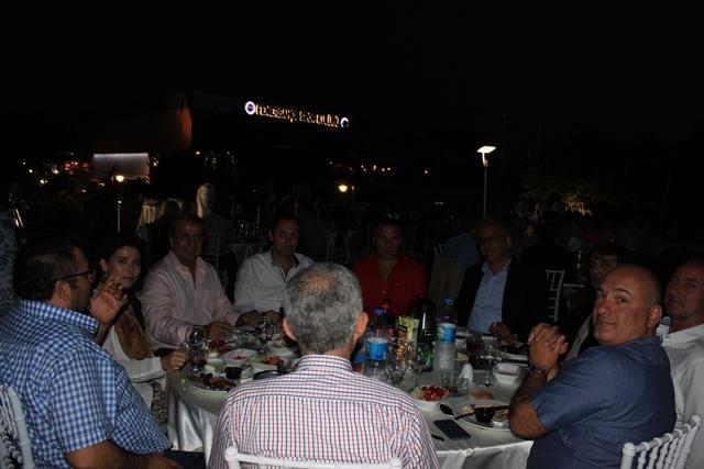 Sektör Gemi Brokerleri Derneği'nin iftarında buluştu 9