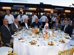 Türk denizcilik sektörü İMEAK DTO'nun iftar yemeğinde buluştuKaynak