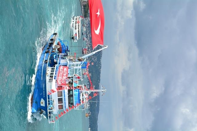 Denizciler Milli İrade'nin yanında 15