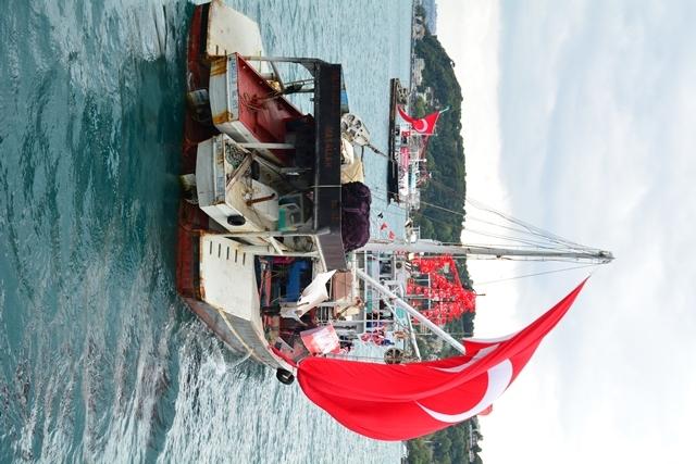 Denizciler Milli İrade'nin yanında 3
