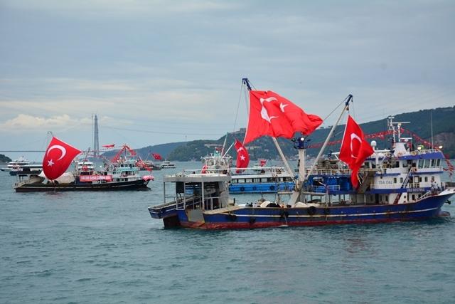 Denizciler Milli İrade'nin yanında 5