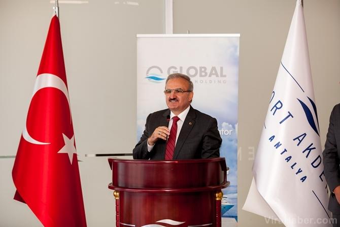 Antalya'daki deniz kirliliği tatbikatı ilgiyle izlendi 1