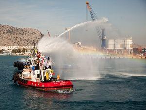 Antalya'daki deniz kirliliği tatbikatı ilgiyle izlendi