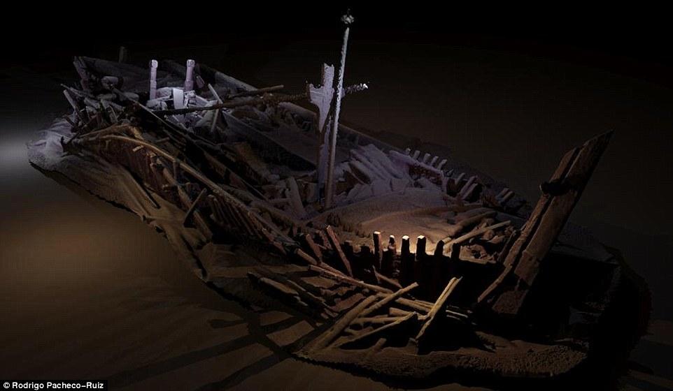 Karadeniz'de müthiş keşif: Osmanlı gemileri bulundu 1