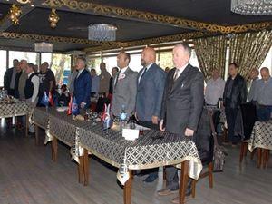 Türk Kılavuz Kaptanlar Derneği 33. Genel Kurulu