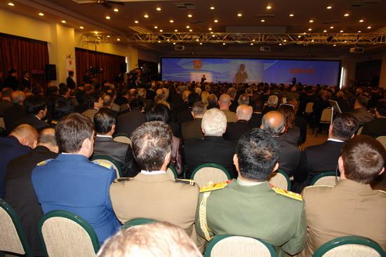 Başbakan Erdoğan IDEF 09'da 1