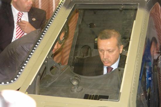 Başbakan Erdoğan IDEF 09'da 19