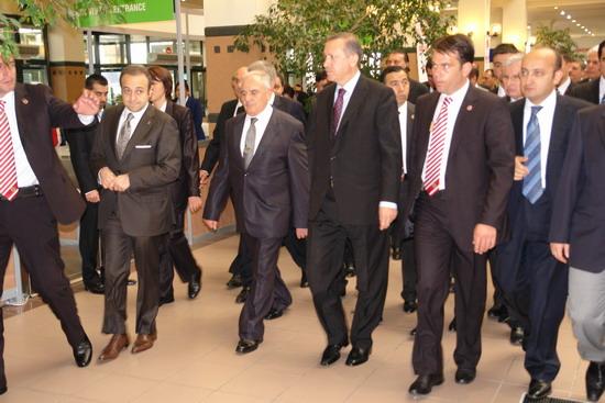 Başbakan Erdoğan IDEF 09'da 27