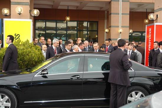 Başbakan Erdoğan IDEF 09'da 28