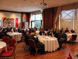 TÜRKLİM 20. Olağan Genel Kurul toplantısı gerçekleştirildi