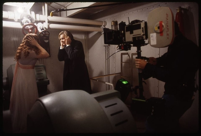 Titanic Filmi Kamera Arkası 1