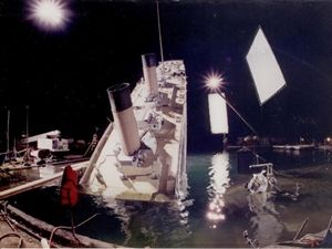 Titanic Filmi Kamera Arkası