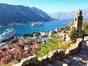 Adriyatik'te efsunlu bir denizci kenti: Kotor