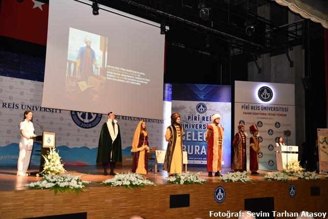 Piri Reis Üniversitesi 2016-2017 Mezuniyet Töreni 1