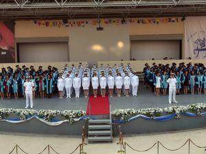DEÜ'den 244 denizci öğrenci mezun oldu