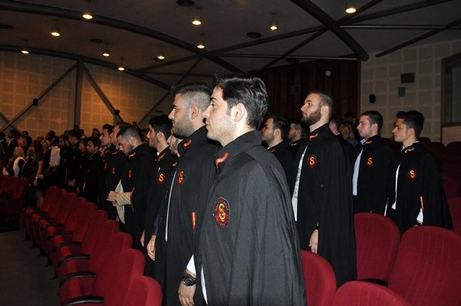 GSÜ Meslek Yüksekokulu 2016-17 Mezuniyet Töreni 1