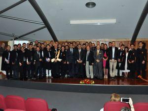 GSÜ Meslek Yüksekokulu 2016-17 Mezuniyet Töreni