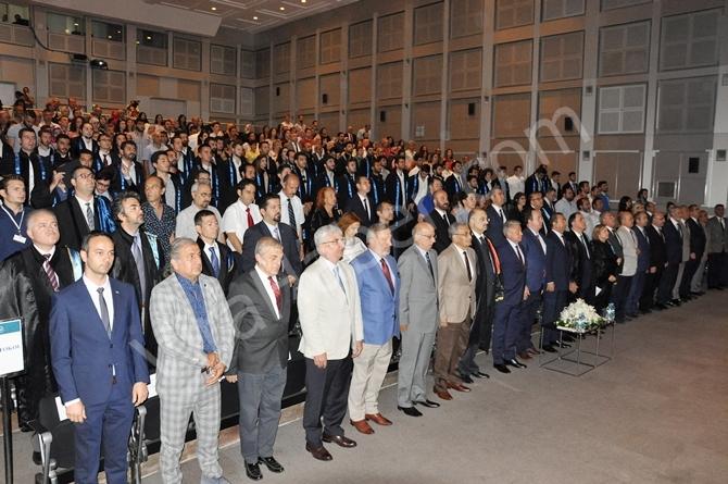 İTÜ - GİDB Fakültesi Mezuniyet Töreni 2017 1