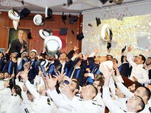 YTÜ Gemi İnşaatı ve Denizcilik Fakültesi 2016-17 Mezuniyet Töreni