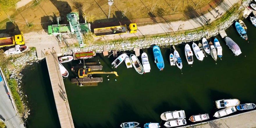 İBB'den Tekne Operasyonu
